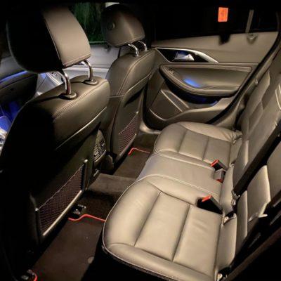 Infiniti QX30 Luxe Tech wypożyczalnia samochodów luksusowych Mestenza Rafał Grzebin