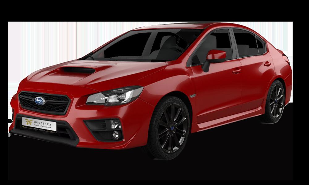 Car Rental Subaru WRX